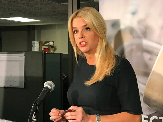 Florida Attorney General Pam Bondi said O.J. Simpson