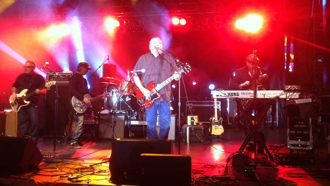 Los Lobos perform at Westgate Entertainment District on Wednesday, Jan. 28.