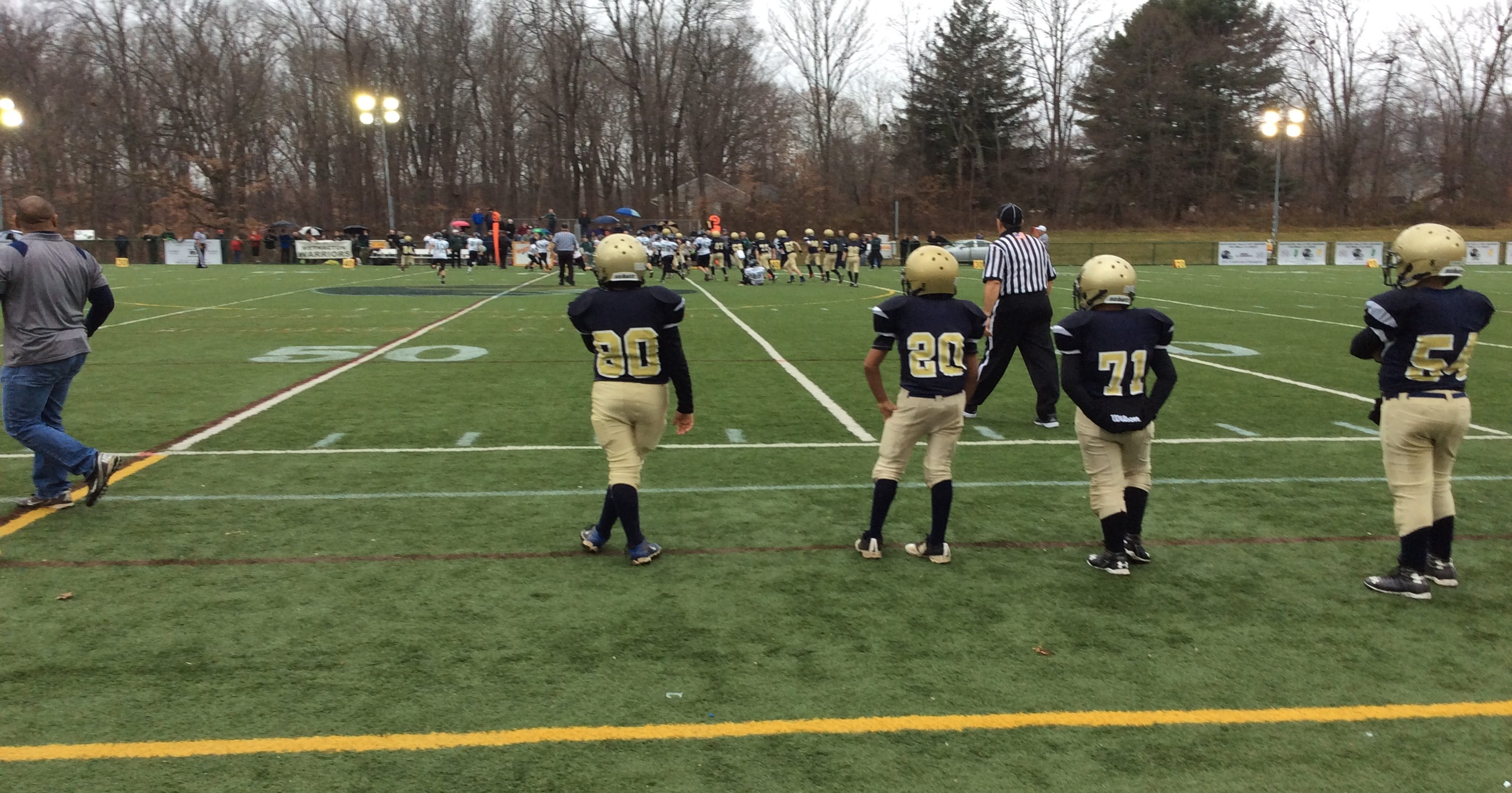 820c7ea39 St. Cecilia s football team makes the PeeWee finals