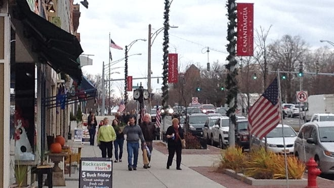 Canandaigua community is gearing up for several holiday events.