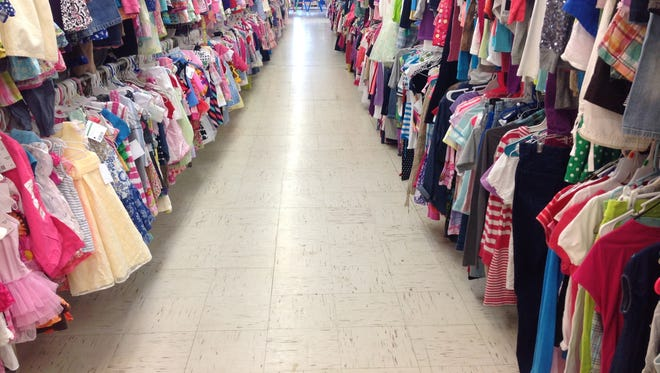 Seasonal Just 4 Kids consignment sales are an opportunity to dress the family for less.