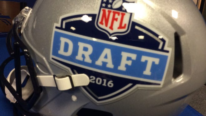 The 2016 NFL Draft.