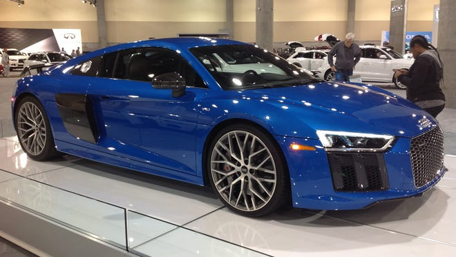 Arizona International Auto Show