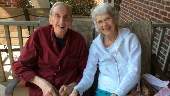 Though Bill can no longer live at home, Nancy still provides care for him, armed with a new perspective and knowledge gained during her time as a care recipient.