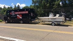 Divers continue to search White Lake for Hartland man who reportedly drowned Sunday