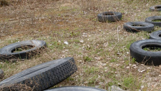 The Michigan Department of Environmental Quality announced Monday it has awarded more than $1.2 million in grants to 74 community scrap tire drop-off events and other tire cleanups across the state.