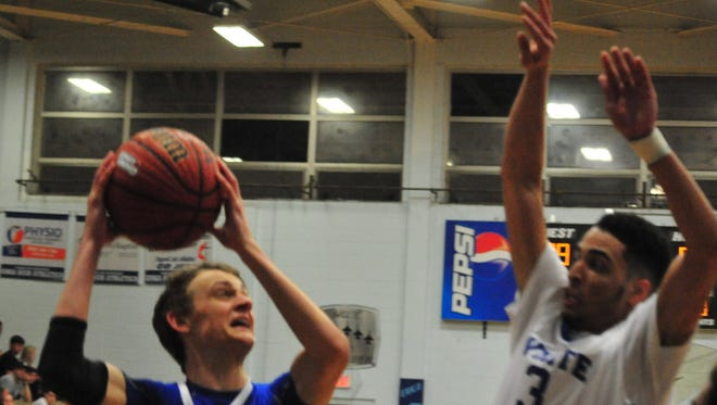 Nominations for the Blue-White All-Star basketball games are due Friday, Feb. 3.