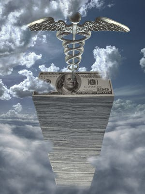 One doctor encourages his peers to post the price of care as a way to improve their practice.