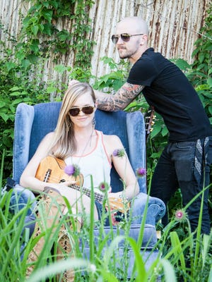 You Knew Me When is a Nashville-based indie folk rock duo.