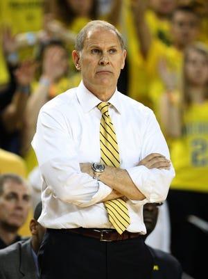 Michigan coach John Beilein