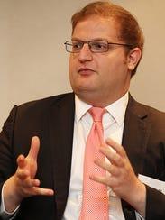 Libra Group board member Nicholas M. Logothetis prefers