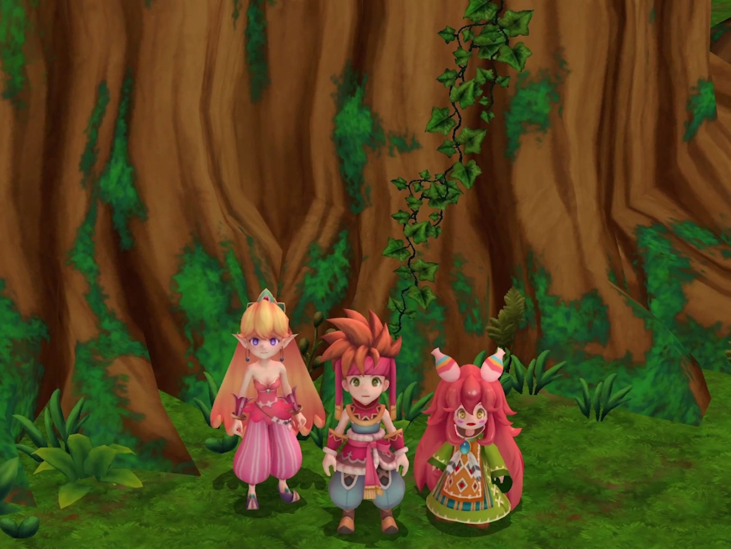 Secret of Mana HD for PC, PS4 and Vita.