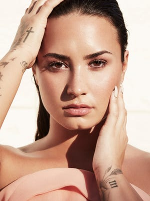 Demi Lovato's new album 'Tell Me You Love Me' comes out Sept. 29.