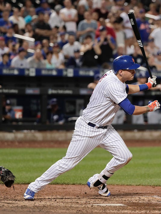 Mets overcome Familia's blown save to beat Padres 3-2 in 11