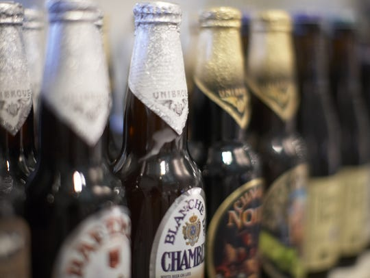 The three-day Kohler Festival of Beer offers 150 different