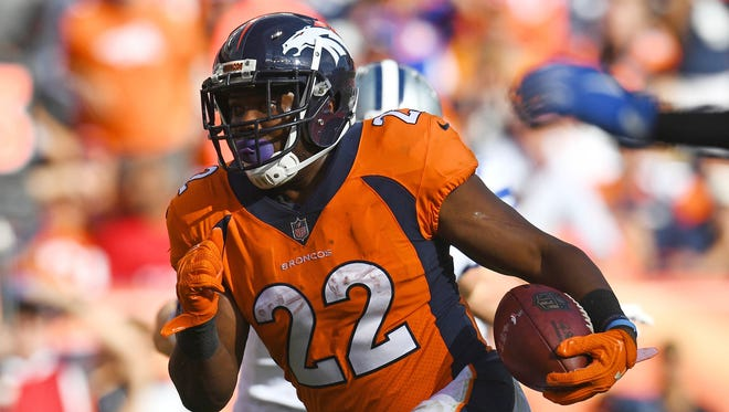 Broncos running back C.J. Anderson rushed for 118 yards and a touchdown in Week 2 and cemented his status as an every-week fantasy starter.