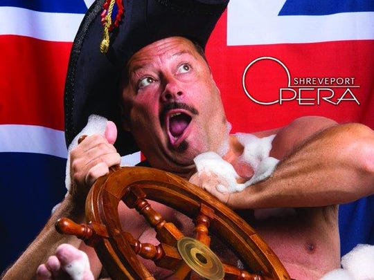 Get to know the lads (and lasses) of the HMS Pinafore Thursday at The Shreveport Club.