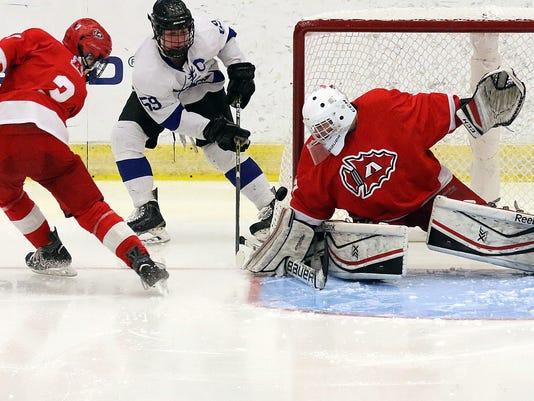 Boys State Hockey: Arrowhead vs Waukesha