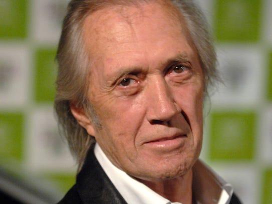David Carradine at the 2006 Environmental Media Awards
