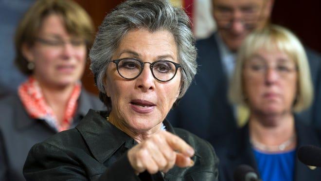 Sen. Barbara Boxer, D-Calif. announced Thursday that she will not seek a fifth term in office.