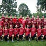 La Salle High School's cross country program pictured ahead of the 2016 season.