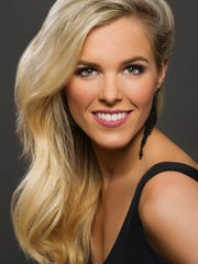 Miss Michigan 2017 Heather Kendrick is from Marysville.