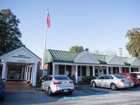 Greenville Rehabilitation and Healthcare Center at
