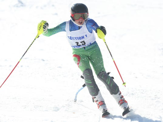 SECTION 1 SKI CHAMPIONSHIPS