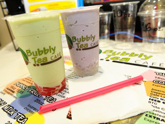 Bubbly Tea Cafe