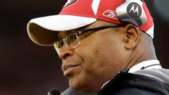 Mike Singletary, formerly head coach of the San Francisco