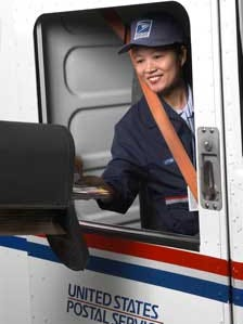 this is a stock photo taken from the USPS website