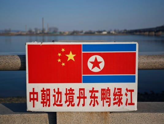 EPA (FILE) CHINA NORTH KOREA SANCTIONS POL DIPLOMACY CHN LI