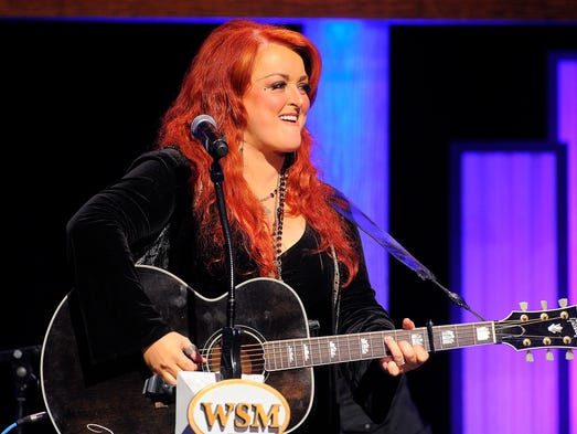 Wynonna will perform on the Chevrolet Riverfront Stage at the 2014 CMA Music Festival in Nashville June 5-8.