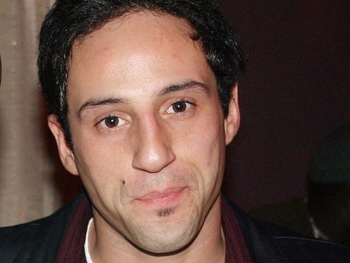 Actor Lillo Brancato Jr., shown here in February 2005 in New York, was convicted for his role in the slaying of an off-duty police officer in 2008. He was released from prison Dec. 31 on parole.