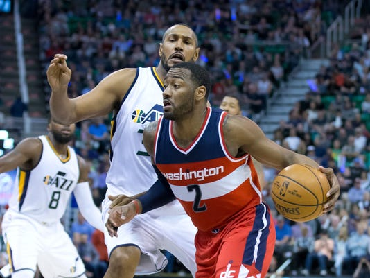fa810008e John Wall   Refs made us lose this game  to Jazz