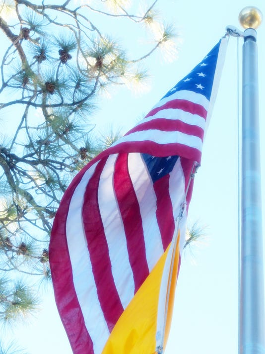 Public Invited To Place Flags At Fort Stanton On Veterans Day
