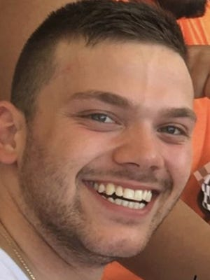 Cameron Nohmy, 24, died after a stabbing in Quincy Friday, Sept. 11, 2020. Alfred D. Thomas Funeral Home photo