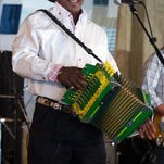 "Chubby Carrier and the Bayou Swamp Band won the Best Zydeco or Cajun Music Album Grammy for their 2010 CD, ""Zydeco Junkie."""