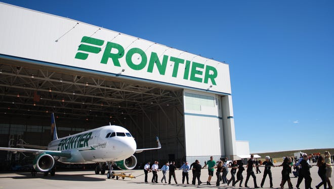 Frontier Airlines has dropped several fares at CVG.