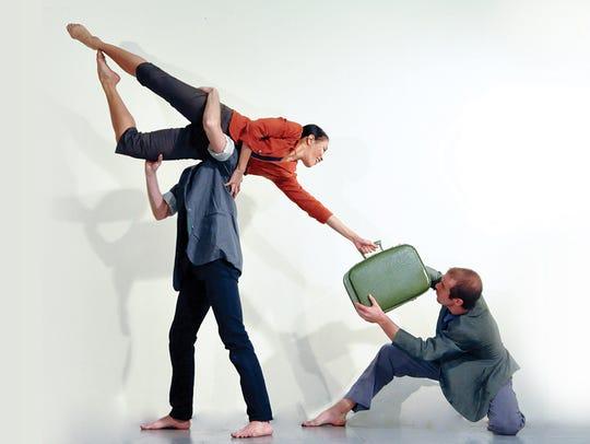 Pittsburg-based dance company, Attack Theatre.