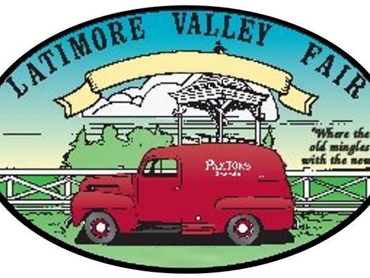 Latimore Valley Fair logo