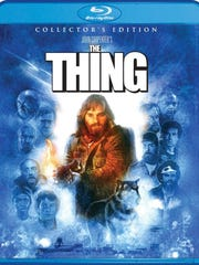 'The Thing,' like Kurt Russell's frost-bitten toes, has gone Blu.
