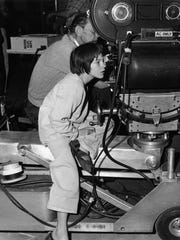 """Actress Mary Badham, who portrayed Jean Louise """"Scout"""""""