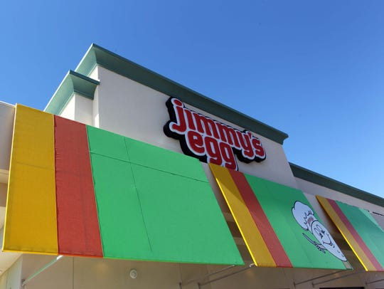 Restaurant chain Jimmy's Egg plans to open a third