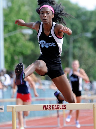 Photos: District 13-2A track at Astronaut High