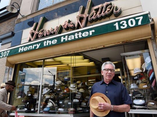 Paul Wasserman, President of Henry the Hatter, talks