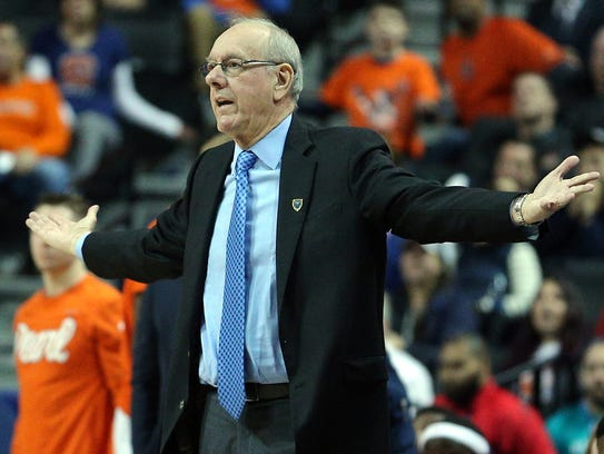 Jim Boeheim and Syracuse will not open NIT play on