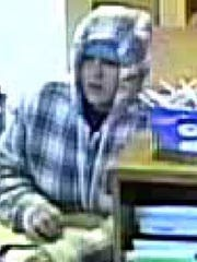 Mansfield Police have released this photo of the suspect,