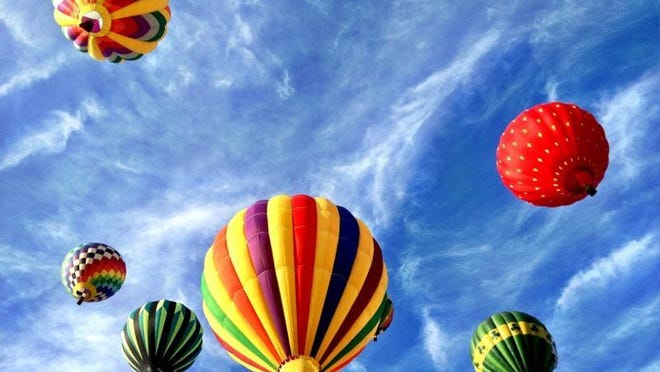 Although those who are afraid of heights may be hesitant to hot air balloon, Jon Radowski said that in his 17 years of flying balloons, he has never had a passenger panic, even those who said they were afraid of heights.