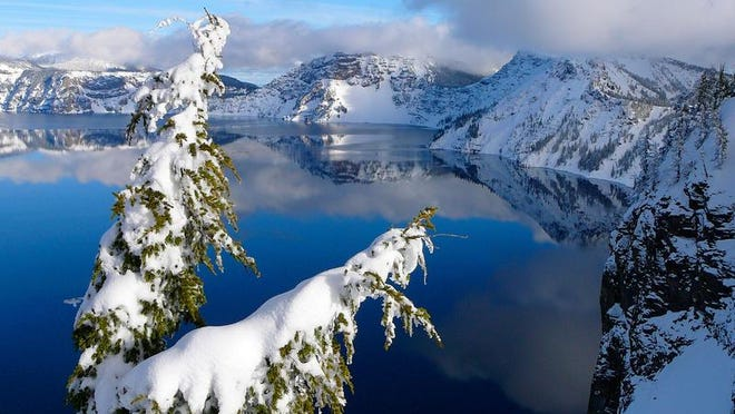 Crater Lake National Park will have free admission April 16-24.
